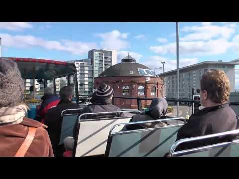 City Sightseeing Glasgow Tour