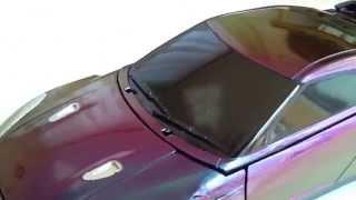 超速変形ジャイロゼッターGTRをマジョーラに塗装致しました。塗装費用1,...