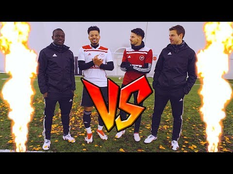 EPIC 2 V 2 | JEZZA & KANTE VS BILLY & AZPILICUETA!