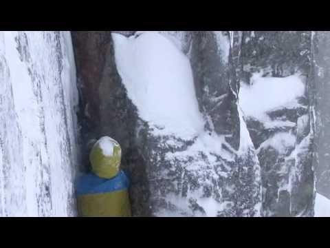 Ice & Mixed Climbing Video: Petzl Ice Trip to Ben Nevis   Scotland | Petzl