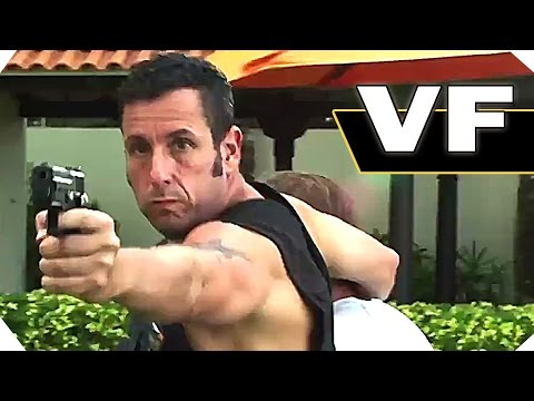 THE DO-OVER Bande Annonce VF Non-Censurée (Adam Sandler)