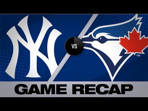 Bichette wins it with walk-off HR in 12th | Yankees-Blue Jays Game Highlights 9/13/19