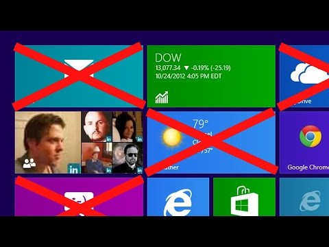 How to Remove Pre Installed Programs in Windows 8