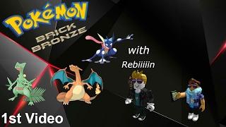 Pokemon Brick Bronze (Roblox, Battle Colosseum) w/ Rebiiiiin