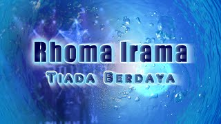 Video Rhoma Irama - Tiada Berdaya (Karaoke Yamaha PSR S750) download MP3, 3GP, MP4, WEBM, AVI, FLV Juni 2018