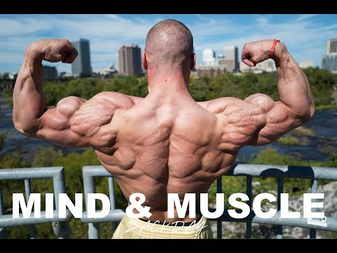 Mind And Muscle: Doug Miller Takes You Through A RAW Back Day Workout!
