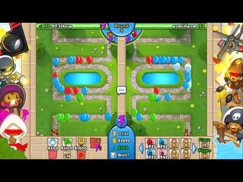 Stalling vs Anti-Stalling || Bloons TD Battles