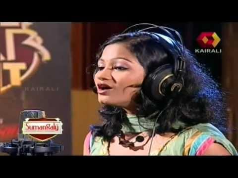 Star hunt kairali tv athira p suresh fast malayalam song round