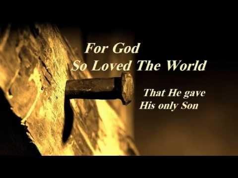 541 For God So Loved The World (Oslo Gospel Choir)