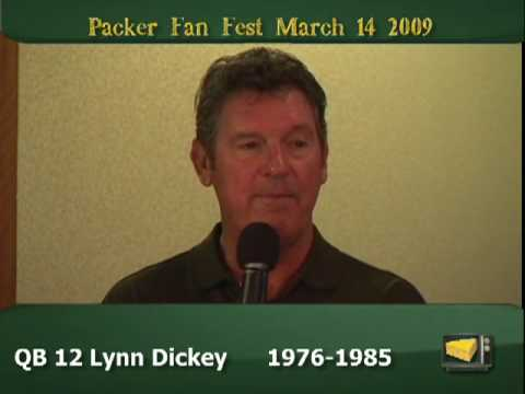 Lynn Dickey on Aaron Rodgers & the 08 Defense