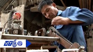 Lão nông lớp 3 với biệt tài sáng chế | VTC