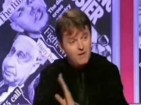 Paul Merton implies Angus should leave