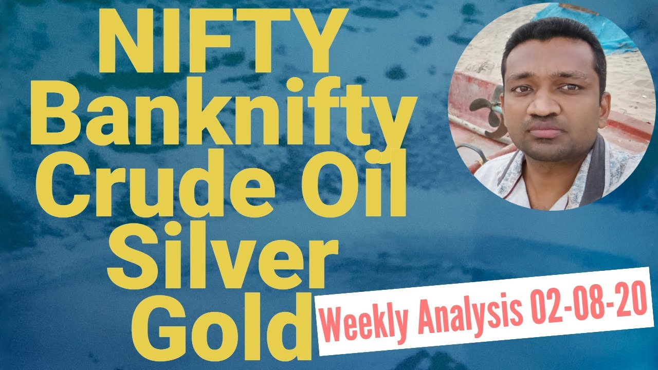 Equity & Commodity Weekly Analysis 02 August 2020
