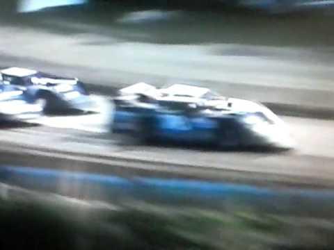 Bedford Speedway 8-19-16 SLM Heat #1