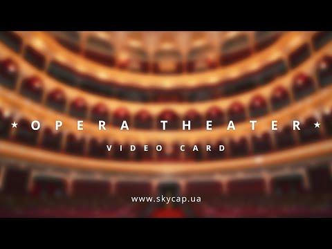 Видео-визитка Одесского национального академического театра оперы и балета
