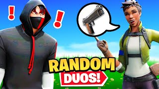 Letting my Random Duo Pick my Loadout Challenge!
