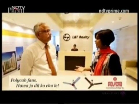 L&T Realty features in 'Against All Odds' on NDTV Prime