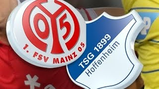 Video Gol Pertandingan TSG 1899 Hoffenheim vs FSV Mainz 05