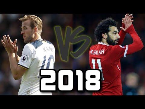 HARRY KANE VS MOHAMED SALAH | PREMIER LEAGUE'S TOP GOAL SCORERS | AMAZING GOALS AND SKILLS | 2018 HD