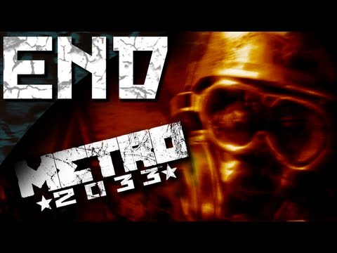 metro 2033 how to get the good ending