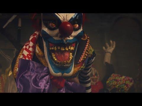 Galactic Cowboys - Internal Masquerade (Official Music Video)