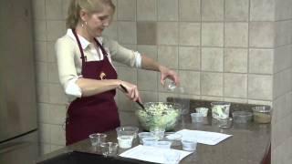 Pasta Salad Time!  Lemon Mint Pasta Salad