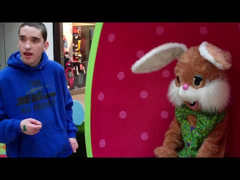 Evan & The Easter Bunny