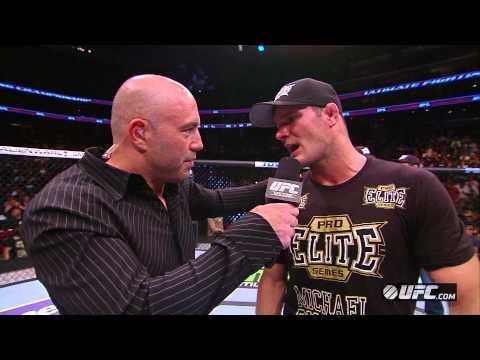 UFC 159: Michael Bisping Octagon Interview