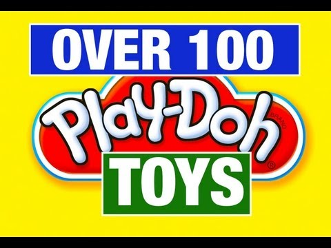 Play-Doh 100 Different Play Sets! Food, Pizza, Hair, Creations, Ice Cream Play Doh Mike Mozart from YouTube · Duration:  15 minutes 6 seconds