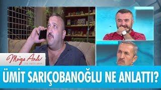 Ümit Sarıçobanoğlu konuştu - Müge Anlı İle Tatlı Sert 10 Eylül 2018