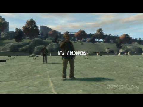 Download GTA IV - PC - Bloopers, Glitches, Accidents, Stunts & Silly Stuff