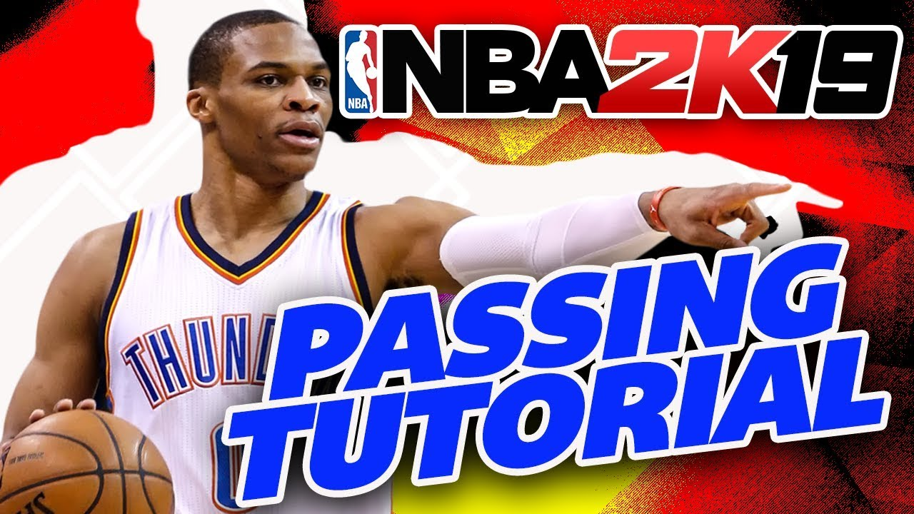 NBA 2K19 Passing Tips & Tutorial   Skip Passes, Alley Oops, Flashy Passes and More!