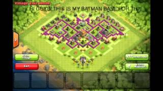 TH7 Batman Base