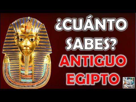 """¿Cuánto Sabes Sobre El """"ANTIGUO EGIPTO""""? Test/Trivia/Quiz"""