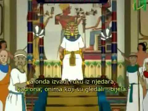 قصة سيدنا موسى عليه الصلاة والسلام