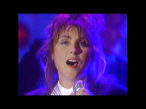 Laura Branigan - Power of Love, interview [cc], Touch - AB 1988