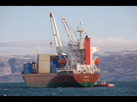Mighty Ships - MV AVATAQ - Arctic Sealift