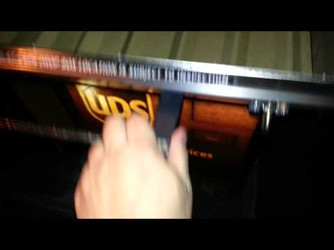 Ups Package Drop Off On 9/25/2014 By Next Day Air