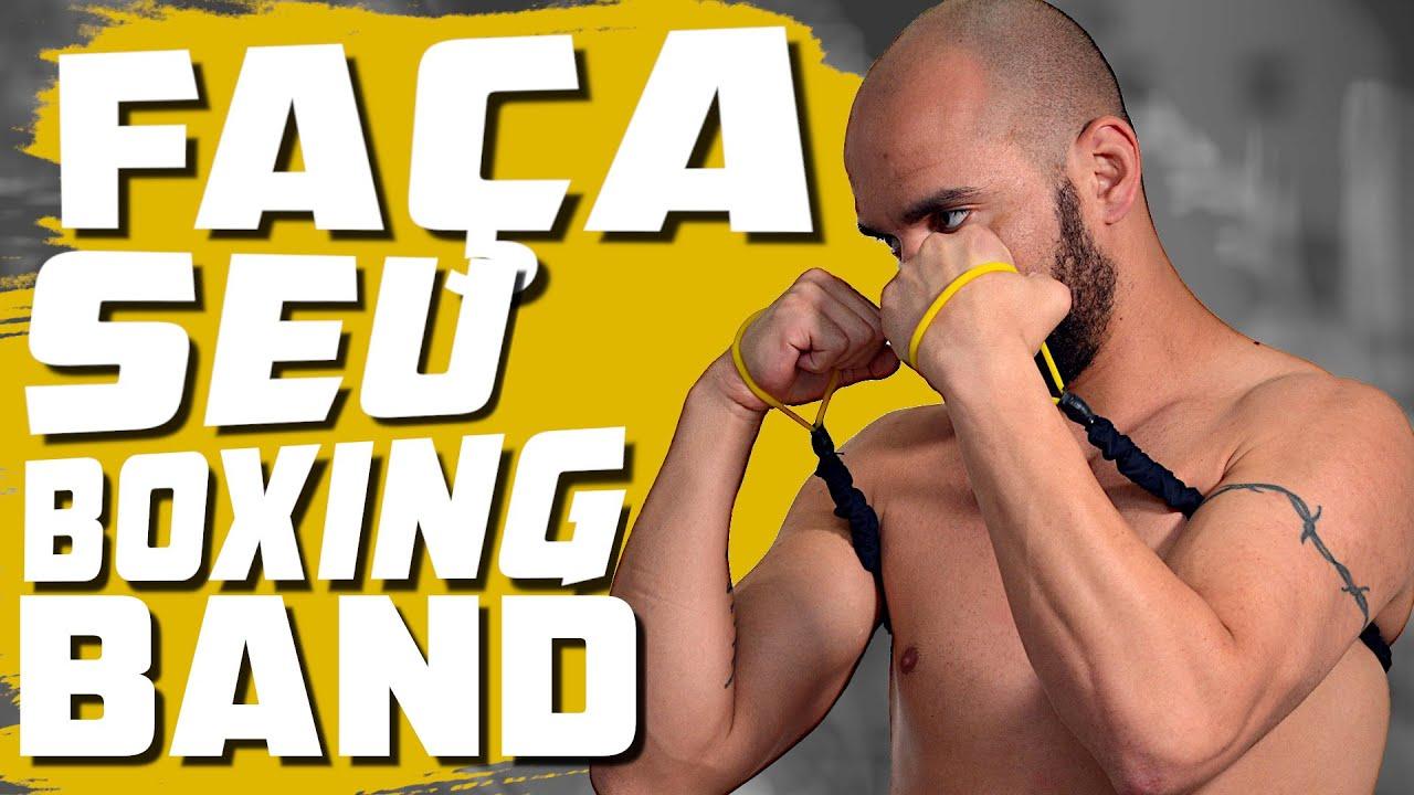 Faça seu próprio Boxing Band (Elástico de Treino) com menos de R$10!!! [ RTF #174 ]