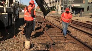 Careers at BNSF: Jermel Brown, track laborer