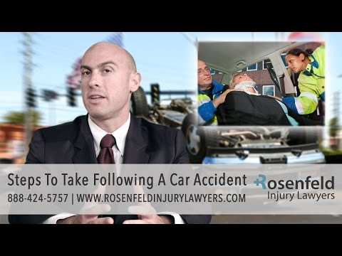 Each year car accidents happen and when they happen they can cause serious injuries or death. It is important to know what to do after a car accident and the following are tips from an attorney on what to do after a car accident.