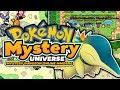 POKEMON MYSTERY DUNGEON ONLINE MMORPG! - Pokemon Mystery Universe (Pokemon MMO!)