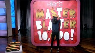 Courteney Cox and The Master Blaster 10,000