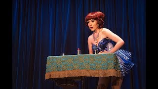 vuclip Lucy Darling - Hide and Seek Martini - Lady Magician at the Magic Castle