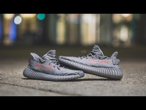 "Review & On-Feet: Adidas Yeezy Boost 350 V2 ""Beluga 2.0"""