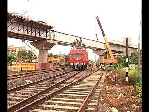 Dumdum-Barasat rain service is closed today for metro project