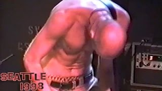 System Of A Down - Peephole live 【Seattle 1998 | 60fps】