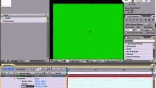 уроки  Adobe After Effects с нуля урок 2