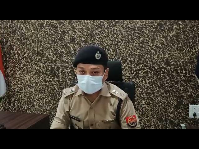 बलरामपुर अंतर्जनपदीय तस्कर गिरोह के 04 सदस्य दुर्लभ प्रजाति के 01 रेड सैन्डबोआ सांप के साथ गिरफ्तार