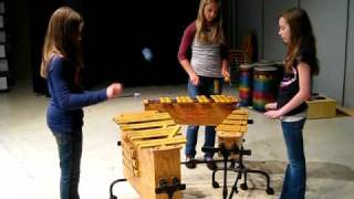 Original Xylophone Composition 3 - Weather Girls!